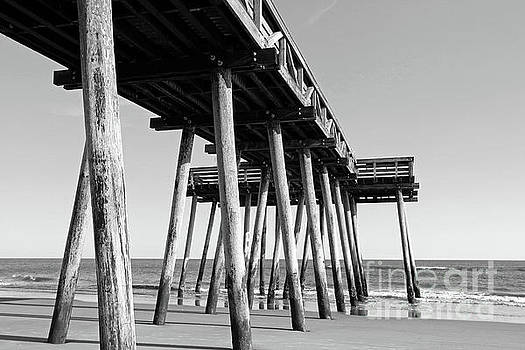The Pier by Denise Pohl