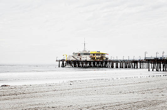 The Pier - Overexposed by Gene Parks