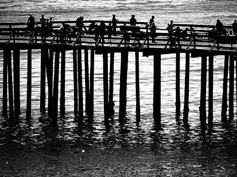 The Pier by Phil Bearce