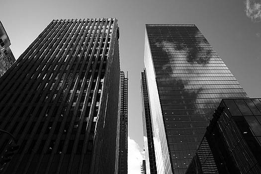 Kreddible Trout - the pillars II - black and white