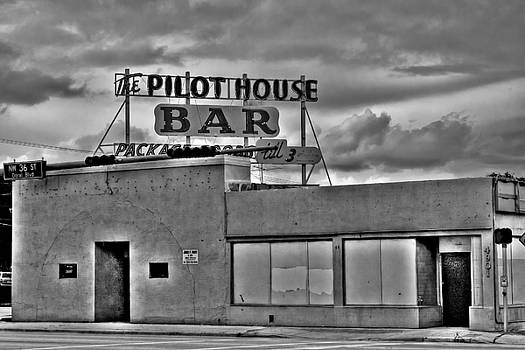 the Pilot House Bar by Danny  Delgado