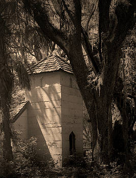 The Pink Chapel, St. Simons by John Simmons