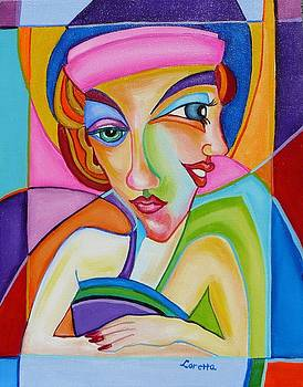 The Pink Hat by Loretta Orr