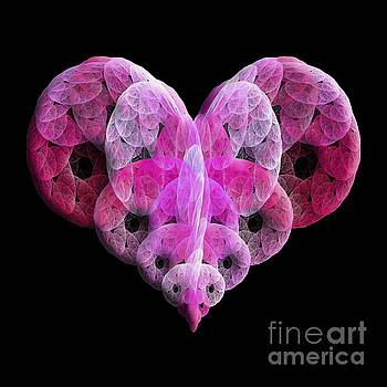 The Pink Heart by Andee Design