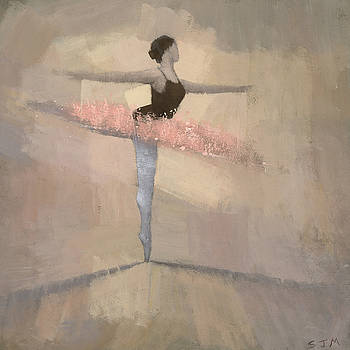 The Pink Tutu by Steve Mitchell