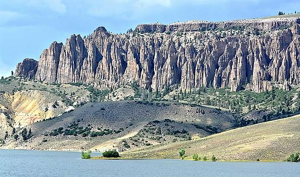 The Pinnacles in Colorado by Amy McDaniel