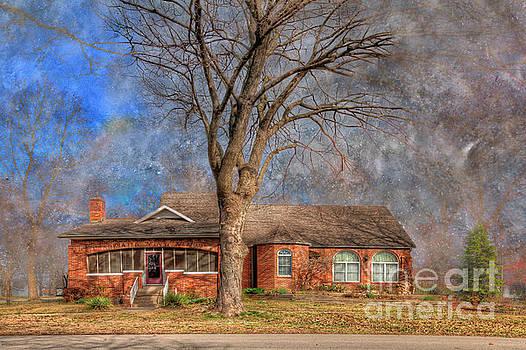 Larry Braun - The Pinney House