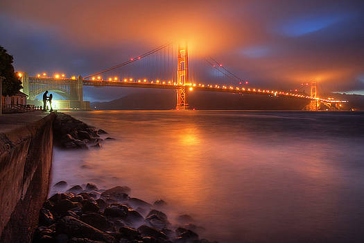 The Place Where Romance Starts by William Freebilly photography