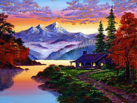 David Lloyd Glover - The Pleasures of Autumn
