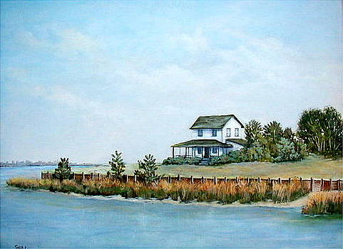 The Point House by Sue Coley