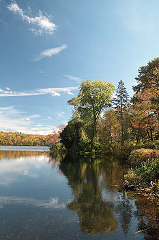The Pond by Don Pettengill