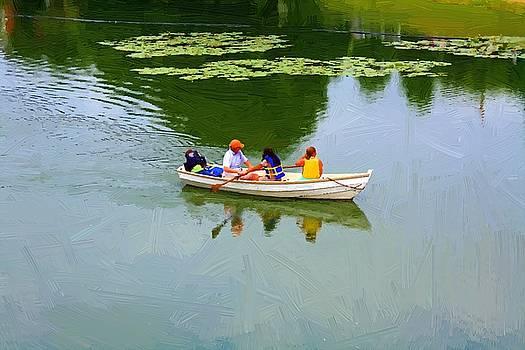 The Pond by John Ellis