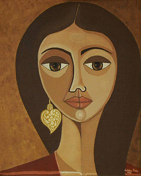 Madalena Lobao-Tello - The Portuguese earring