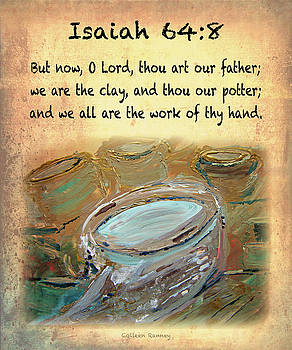 The Potter Bible Verses by Colleen Ranney