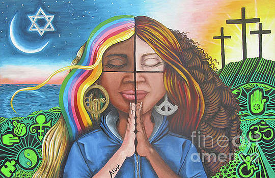 The Prayer by Alima Newton