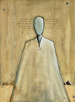 The Priest I by Baard Martinussen