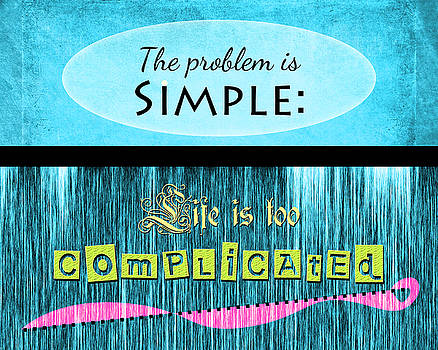 Randi Kuhne - The Problem is Simple