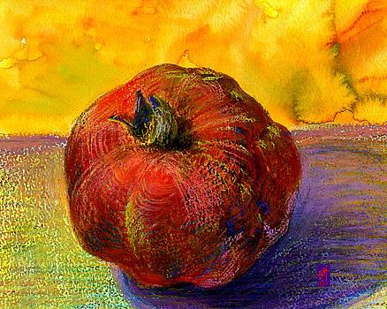 The Prosperity Pomegranate by Inga Vereshchagina