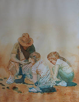 Jenny Armitage - The Pumice Seekers