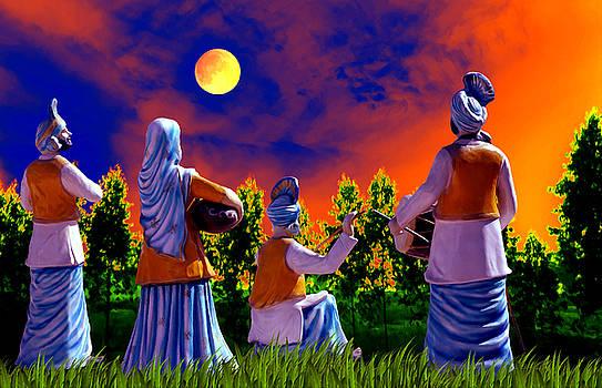 Bliss Of Art - The Punjabi Life