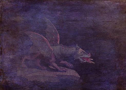 The Purple Dragon by Sarah Vernon