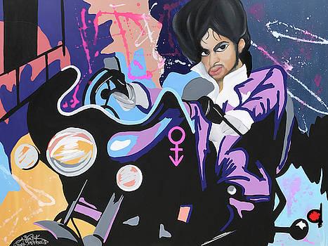 The Purple One by Chelsea VanHook