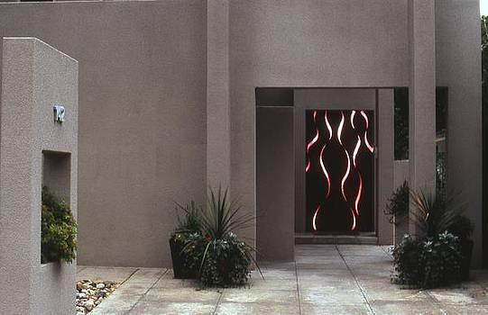 The Purple River Door by Scott Reuman