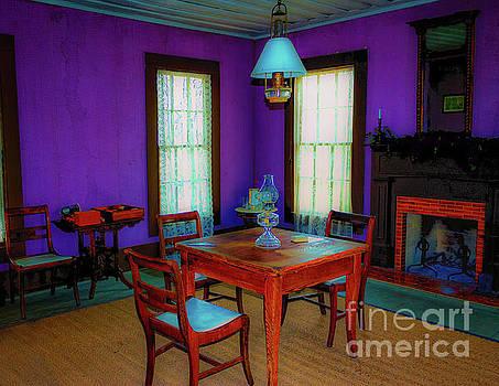 The Purple Room by JB Thomas