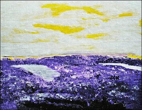 The Purple Sage by Scott Haley
