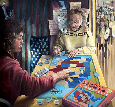 The Puzzle by Nancy Griswold