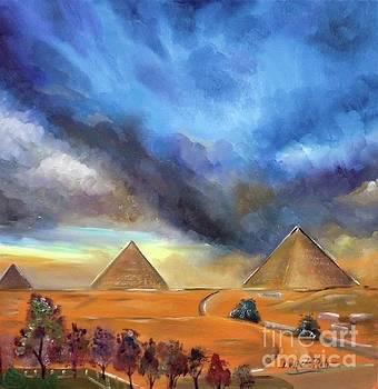 Derek Rutt - The Pyramids