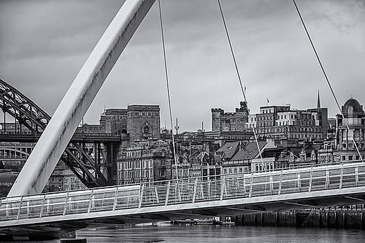 The Quayside by David Pringle