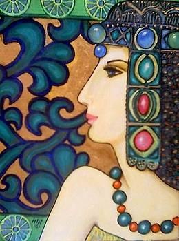 The Queen by Mehdi Mehrvarz