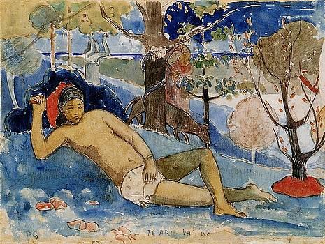 Gauguin - The Queen Of Beauty