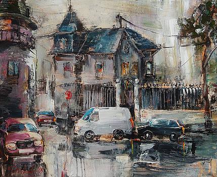 The Quiet District by Stefano Popovski