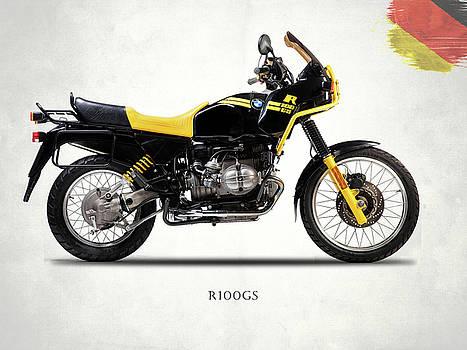 Mark Rogan - The R100GS 1991