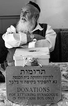 The Rabbi by Michael Gora