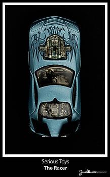 The Racer by Jouko Mikkola