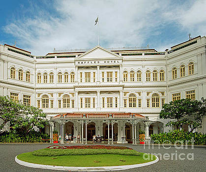 The Raffles Hotel by Jim Chamberlain