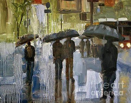 The rain came by Tate Hamilton