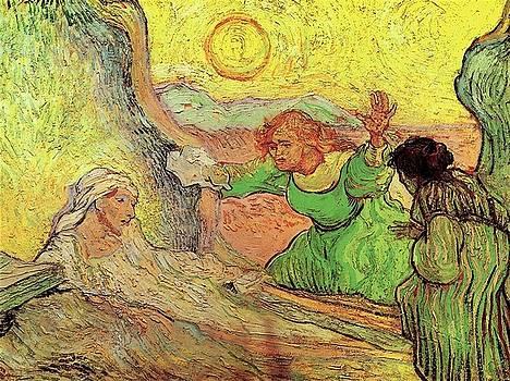 Van Gogh - The Raising Of Lazarus