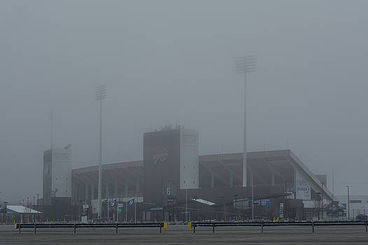 The Ralph In The Fog by Guy Whiteley