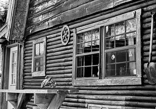 Christi Kraft - The Ranch House BW