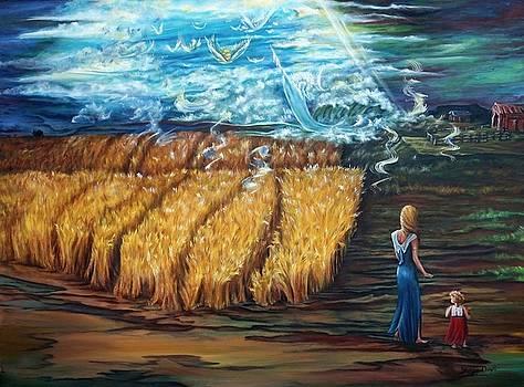 The Rapture by Georgia's Art Brush