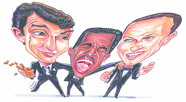 The Rat Pack by Tim Williams