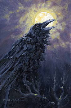 The Raven Called My Name by Kurt Jacobson
