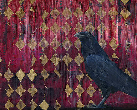 The Raven by Mary Elizabeth Thompson