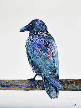 Zaira Dzhaubaeva - The Raven