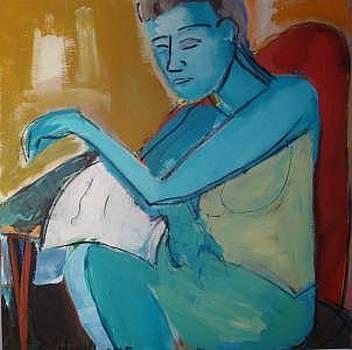 The Reader by Lilli  Ladewig