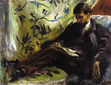 Renoir - The Reader